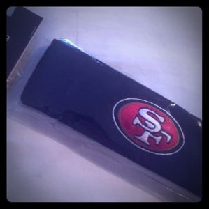 San Francisco 49ers Headband NWT